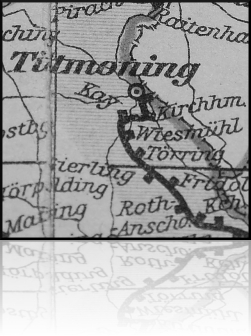 Wiesmühl (b. Tittmoning) - Tittmoning